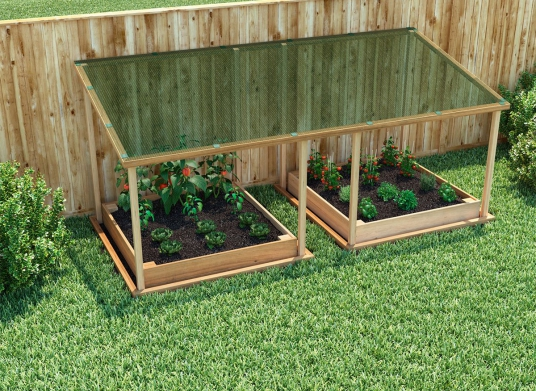Sun Shade Cloth And Garden Screen Fabrics Coolaroo