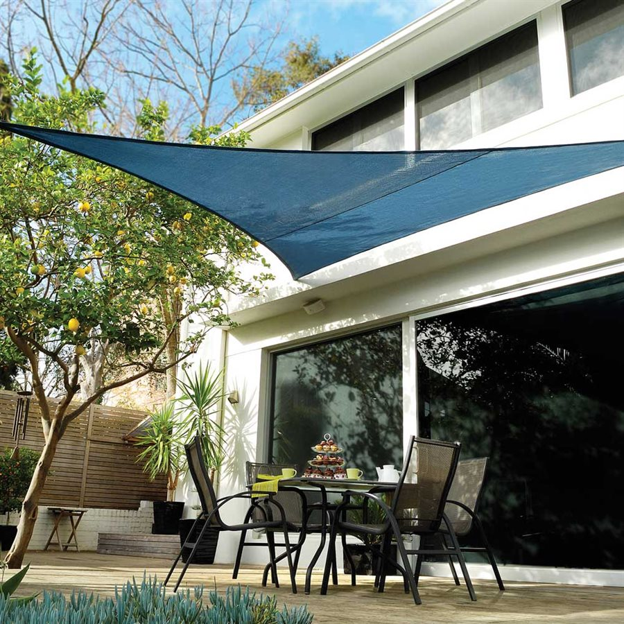 Outdoor Sun Shade Sails And Patio