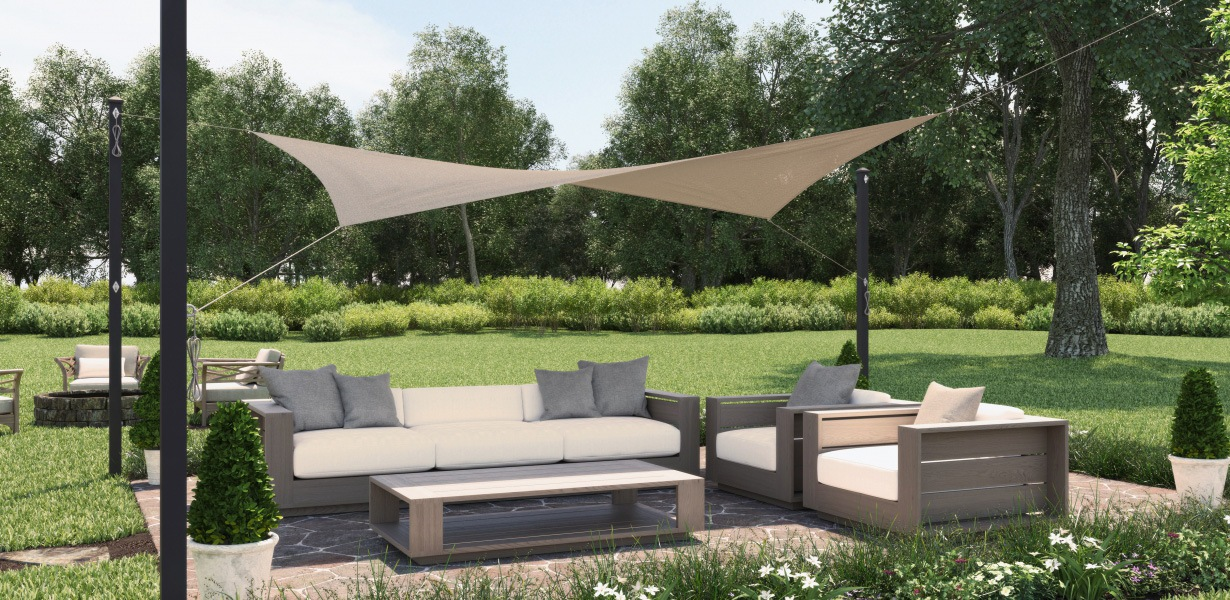 Coolaroo Providing A Variety Of Shade, Best Outdoor Shades For Privacy